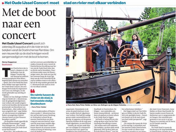 1e editie Oude IJssel Concert